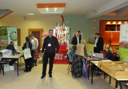 """VII ежегодная  конференция Ассоциации Производителей Посадочного Материала """"Российские питомники: перспективы роста"""""""