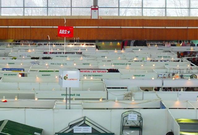 17-я выставка-ярмарка «ДАЧА. САД. ЛАНДШАФТ. Малая механизация-2013»